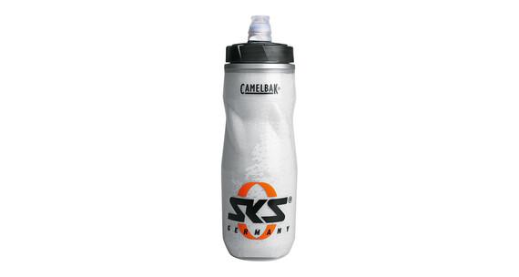 SKS Cooler Trinkflasche 610 ml weiß